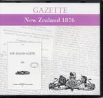 New Zealand Gazette 1876