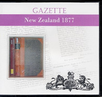 New Zealand Gazette 1877
