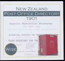 New Zealand Post Office Directory 1901 (Wise)