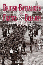 British Battalions in France and Belgium 1914