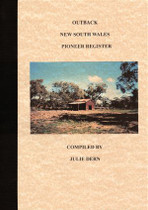 Outback New South Wales Pioneer Register