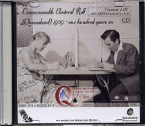 Queensland Commonwealth Electoral Roll 1959