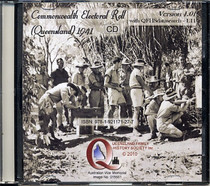 Queensland Commonwealth Electoral Roll 1941
