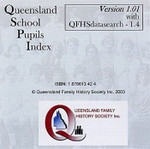 Queensland School Pupils Index Part 1