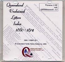Queensland Unclaimed Letters Index 1860-1874