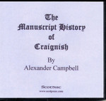The Manuscript History of Craignish