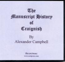 The Manuscript History of Craignish