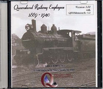 Queensland Railway Employees 1889-1940