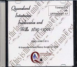 Queensland Intestacies, Insolvencies and Wills 1859-1900