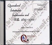 Queensland Intestacies, Insolvencies and Wills 1859-1900