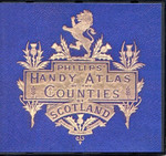 Philips' Handy Atlas of the Counties of Scotland