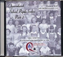 Queensland School Pupils Index Part 2