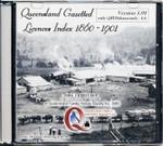 Queensland Gazetted Licences Index 1860-1901