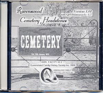 Queensland Cemeteries Monumental Inscriptions: Ravenswood