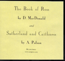 The Book of Ross, Sutherland and Caithness