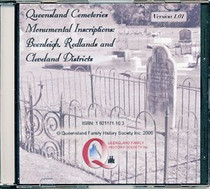 Queensland Cemeteries Monumental Inscriptions: Beenleigh, Redlands and Cleveland Districts