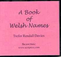 A Book of Welsh Names