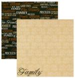 Reminisce 12x12 Signature Family