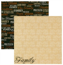 Reminisce 12x12 Signature Family