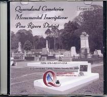 Queensland Cemeteries Monumental Inscriptions: Pine Rivers District