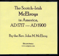 The Scotch-Irish McElroys in America 1717-1900
