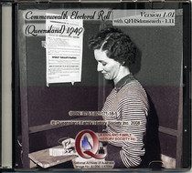 Queensland Commonwealth Electoral Roll 1949