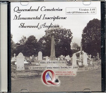 Queensland Cemeteries Monumental Inscriptions: Sherwood (Anglican)
