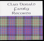Clan Donald Family Records