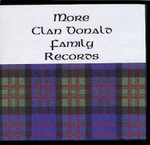 More Clan Donald Family Records