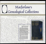 Macfarlane's Genealogical Collections