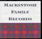 Mackintosh Family Records