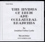 The Irvines of Drum and Collateral Branches