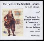 The Setts of the Scottish Tartans