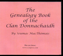 The Genealogy Book of the Clan Donnachaidh