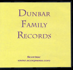 Dunbar Family Records