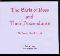 The Earls of Ross and Their Descendants