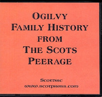 Ogilvy Family History from The Scots Peerage