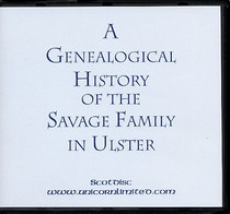 A Genealogical History of the Savage Family in Ulster