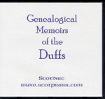 Genealogical Memoirs of the Duffs