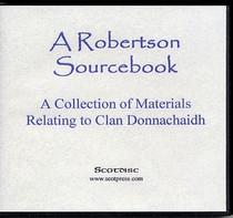 A Robertson Sourcebook