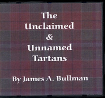 The Unclaimed and Unnamed Tartans