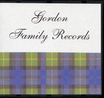 Gordon Family Records