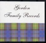 Gordon Family Records