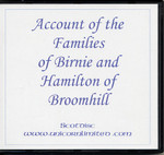 Account of the Families of Birnie and Hamilton of Broomhill