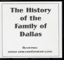 The History of the Family of Dallas