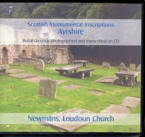 Scottish Monumental Inscriptions Ayrshire: Newmilns, Loudoun Church