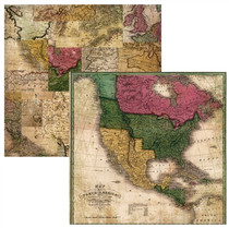 Seven Gypsies 12x12 Global America