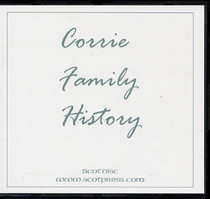 Corrie Family History