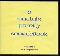 A Sinclair Family Sourcebook