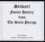Stewart Family History from The Scots Peerage